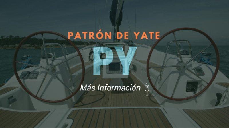 PATRÓN DE YATE