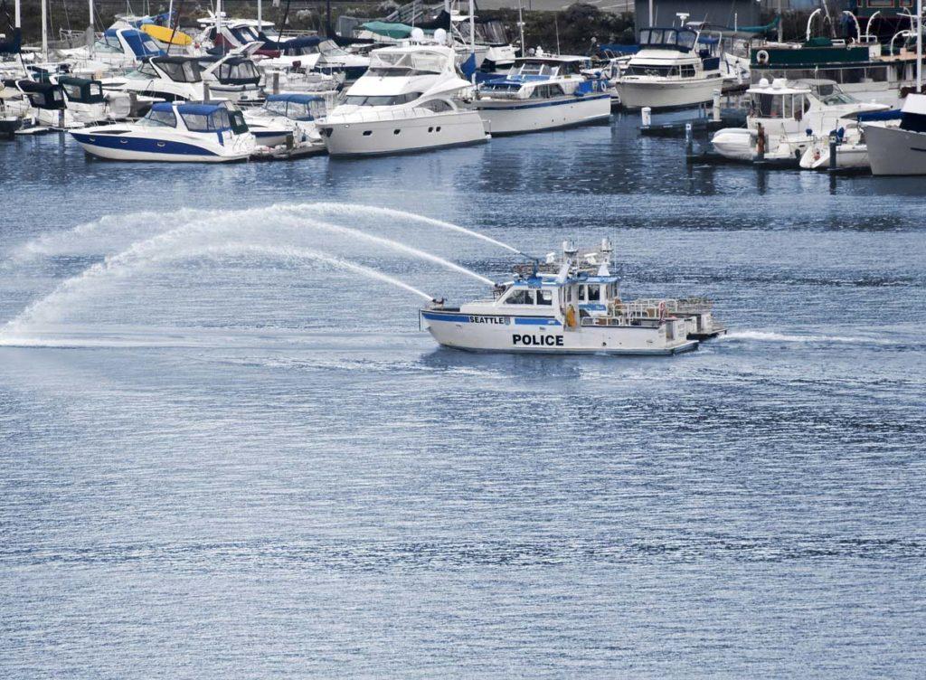 barco bombero policia socorrista guardia civil